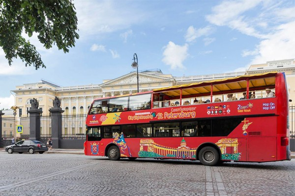 Bus turistico City Sightseeing